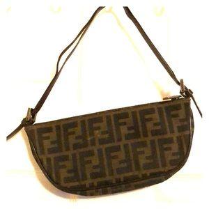 Small Fendi Pochette bag
